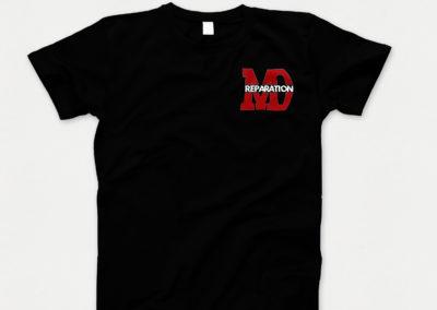 T-shirt – MD Réparation