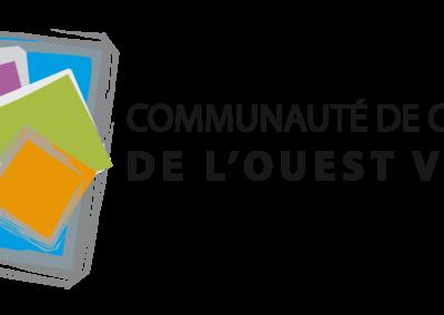 Logo – Communauté de communes de l'ouest vosgien