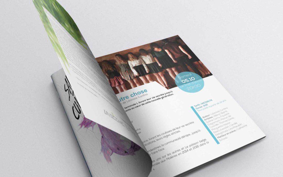 Brochure – Le Trait d'union Neufchâteau