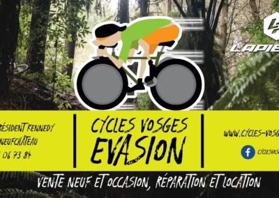 Bâches – Cycles Vosges Évasion