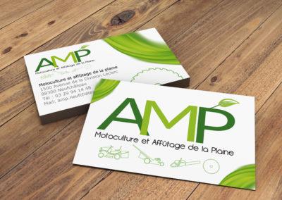 Cartes de visite – AMP