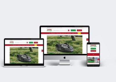 Site web – Choffe motoculture