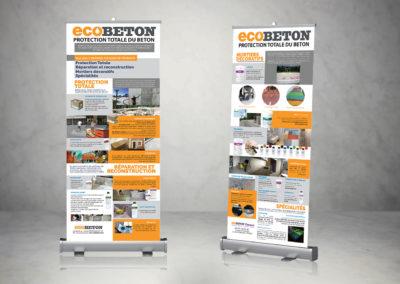 Plaquette de présentation – Ecobeton