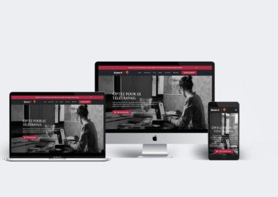 Site web – Genio