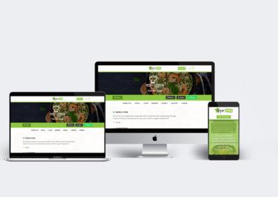 Site web – Toque Away