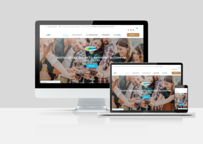 Site web – Camping Arc en Ciel