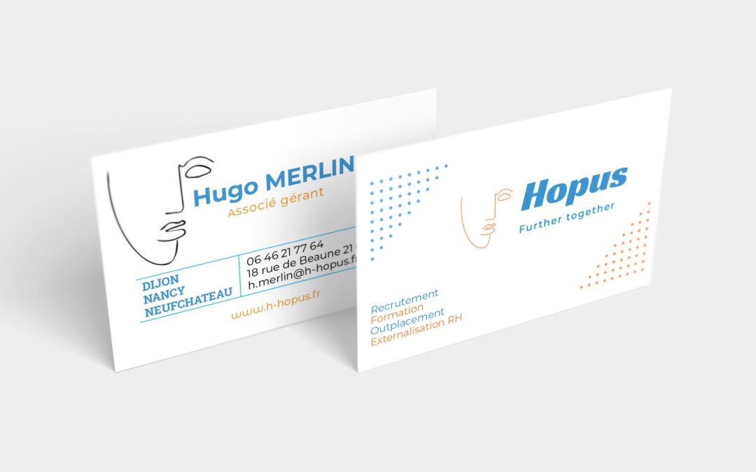 Carte de visite – Hopus