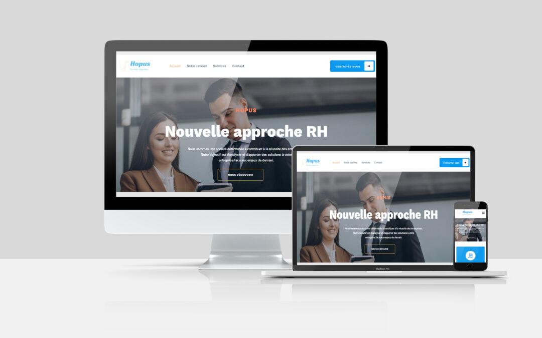 Site web – Hopus