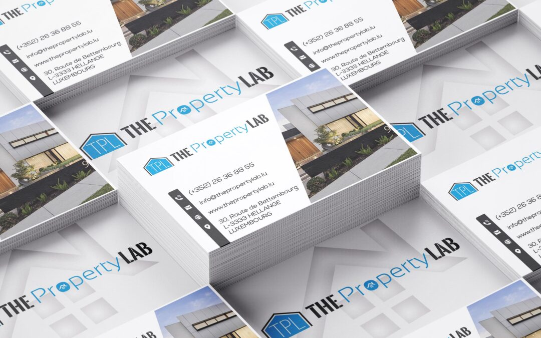 Carte de visite – Property Lab